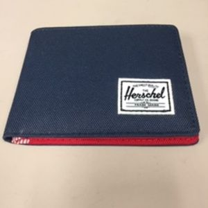 469~NWOT~POCKET FOLDING WALLET BY HERSCHEL